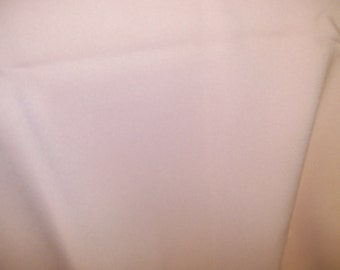 Sherbet Polyester Rayon Suiting Fabric 65 Polyester 35 Rayon 60 Width  2 Yards Long