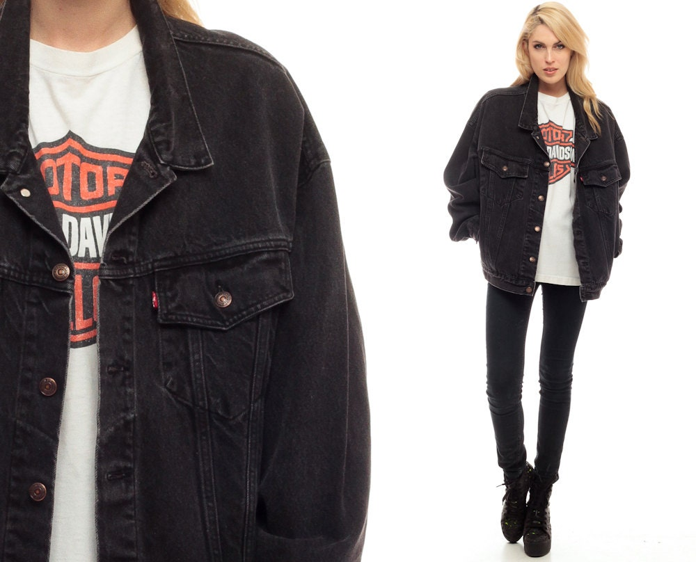 for sales and promotions follow us here instagram shopexile black levis jacket black denim