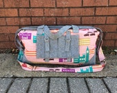 The Betsy Travel Bag