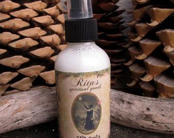 Rita's Wisteria Spiritual Mist Spray - Creativity, Communication - Pagan, Magic, Hoodoo, Witchcraft, Juju