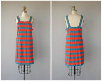 Vintage 60s Dress   60s Shift Dress   60s Striped Dress   Mod Dress   1960s Dress   1960s Fashion