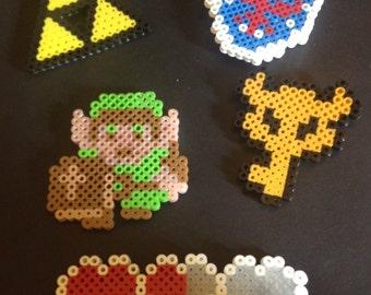 Zelda Magnet Set
