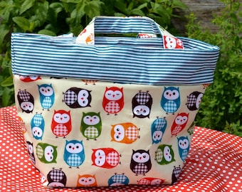Bright Owls Lunch/Picnic bag