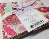 Fox Field by Tula Pink - Entire Collection - Charm Squares
