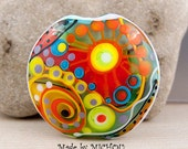 Michou pascale anderson lampwork beads by michoudesign on etsy for Anderson art glass