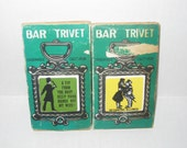 Vintage Cast Iron Bar Trivets - Set of 2 - Made in Japan