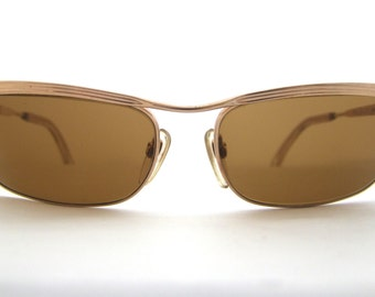 Mens Designer / Valdotica Sunglasses / Eyeglasses  / Hand made in Italy/90s mod 7620