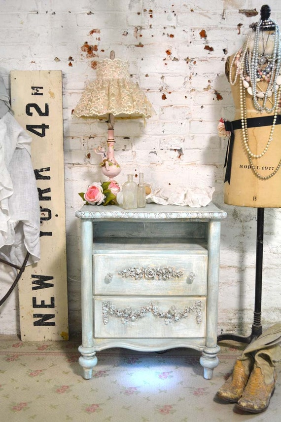 28 shabby chic night stands