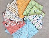 SALE PRICE** Desk Job Fabric: Fat Quarter Bundle
