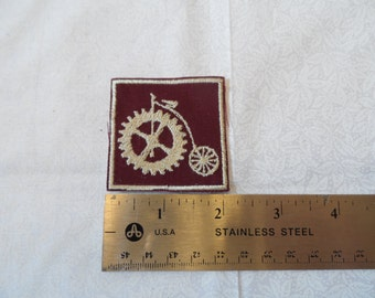 Gear Farthing Patch