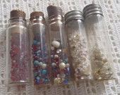Vintage Jewelry Glass Stones for Repair