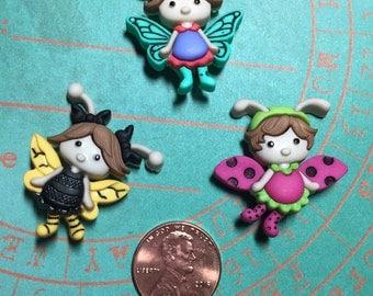 Flutter Bug buttons