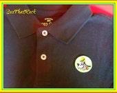 Disney Goofy inspired custom polo shirt for men, boys, girls, women - u pick shirt type & color - perfect for birthday, Disney, and Family