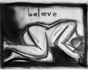 Believe - Limited Edition Print