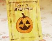 Paper Pumpkins Postcard Set