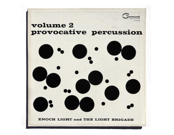 Josef Albers Record Album Design 1960 Provocative