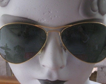 Peepers Creepers Where Did You Get Those Eyes Great Retro Vintage Ray Ban SunGlasses