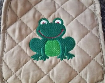 Frog Pot Holders w/FREE Shipping