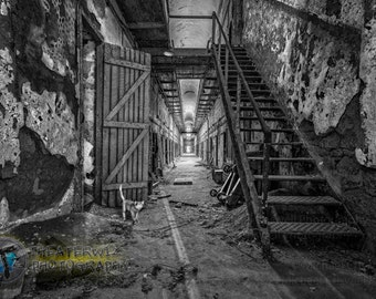 Eastern State Penitentiary Fine Art  Photographic Print