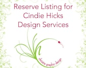 Reserve Listing for Cindie Hicks