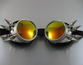 8 Spike Goggle Sunglasses