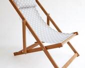 Utikuma Deck Chair, sling chair, handmade outdoor furniture