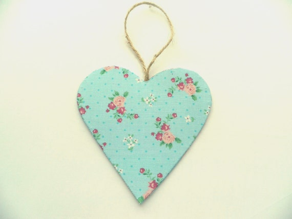 Decorative Wall Hanging Hearts : Decorative heart wall hanging by