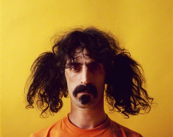 Frank Zappa, Poster, Archival Quality Print