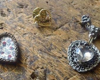SALE~ SaLe Vintage HEART Jewelry