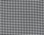 Changing Pad Cover - BOYS Black Houndstooth / Contoured Changing Pad Covers / Baby Boy Bedding / Babiease Baby Bedding