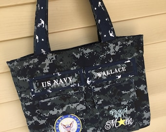 US NAVY purse/ customized, personalized! Made to order!