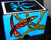 Dimir Faeries Deck Box