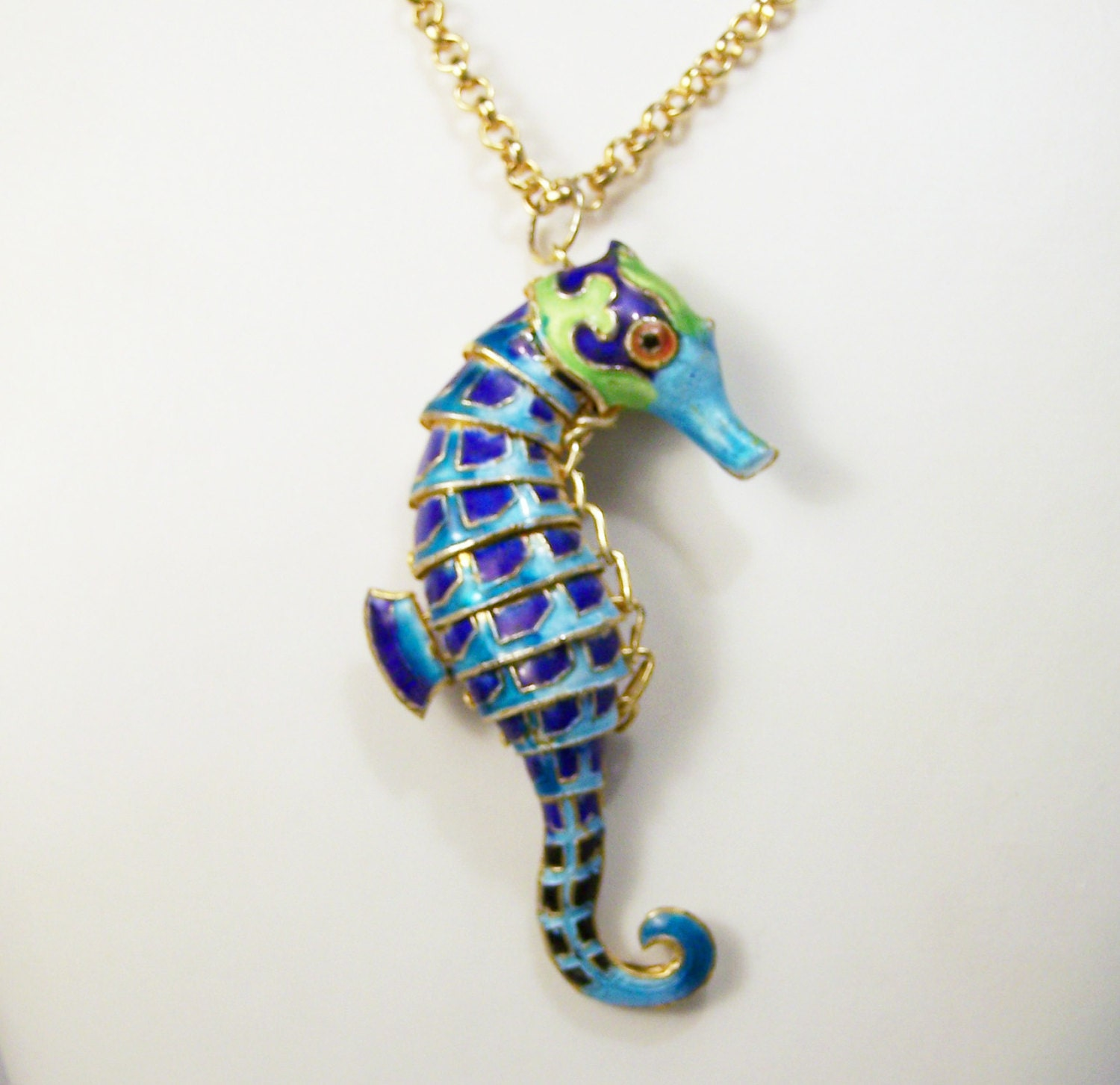 Vintage Large Blue Enamel Seahorse Pendant Necklace Figural. Friendship Bands. Winza Sapphire. Enamel Bangles. Stacked Bangle Bracelets. Laser Engraved Necklace. Machine Chains. Pear Shaped Diamond Engagement Rings. Choker Necklace