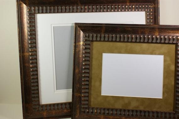 picture frame 8 x 10 9 x 12 10 x 13 11 x 14 acid wash by matstofit. Black Bedroom Furniture Sets. Home Design Ideas
