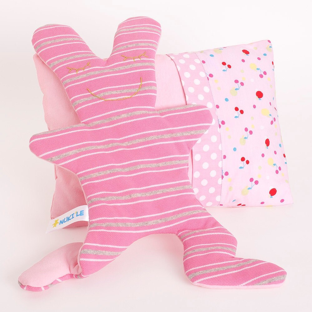 Soft Toy And Baby Pillow Baby Gift Stuffed Animal Plush