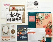 GINGER MAIL Subscription - greeting cards, stationery items mailed to you ever 6 weeks!