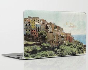 Laptop iPad skin - la vita e bella