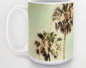 Art Coffee Cup Mug Palm Trees 1 fine art photography home decor