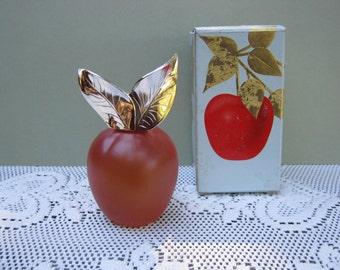 Avon Royal Apple in Original Box - Cologne Perfume Bottle - Oak Hill Vintage