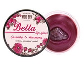 Bella  Lip Gloss in Plum Color