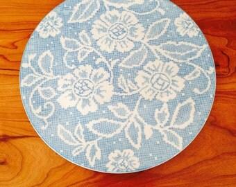 Vintage Ideal Ironstone China Platter Cake Plate