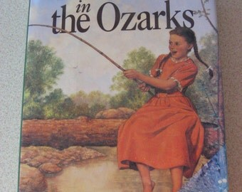 Little Farm in the Ozarks by Roger Lea MacBride 1994 hardcover with dust jacket