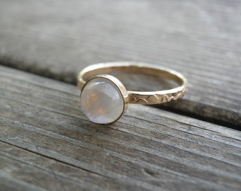 Moonstone Ring, Gold Stacking Rings, Birthstone Rings, moonstone jewelry, BOHO, Trending, Silver Moonstone Ring, Gold Ring, Statement Rings