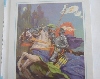 My Book House Volume 11, In Shining Armor, Hardcover, 1971