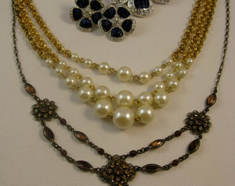 Avon Jewelry Lot