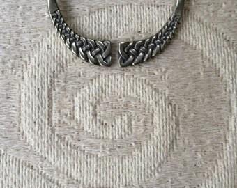 Celtic Shawl Pin Viking Outlander Cloak Clasp