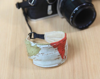 Camera Strap for Wrist, DSLR - Quick Release - Arabian Sea - Ready to Ship