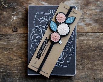 Bookmark- Teacher Appreciation Gift - Gift for Teachers - Gift for Book Lovers - Reader Gift - Book Club Gift - Unique Bookmark -