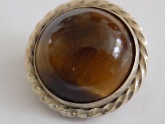 antique brooch edinburgh scotland 1800 s sterling silver