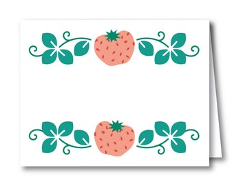 Fill-in Tent Sign, Table Food Sign, Birthday Party Décor // FARMER'S MARKET
